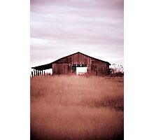 Appalachian Barn Photographic Print