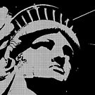 LADY LIBERTY-NY by OTIS PORRITT