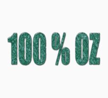 Aqua 100 percent OZ by scholara