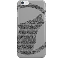 One Direction - Wolves [BLACK] iPhone Case/Skin