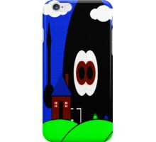 Robot Invasion iPhone Case/Skin