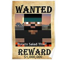 Potato Salad Thief! Poster