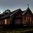 old dingup church by mrobertson7