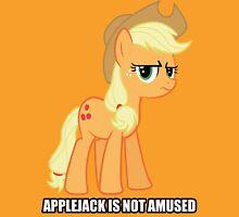 Applejack is not amused  T-Shirt