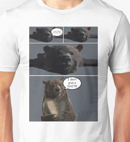 A Comic About a Bear T-Shirt