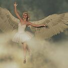 Ballerina Angel by Liam Liberty
