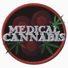 Medical Cannabis heals  by Valxart