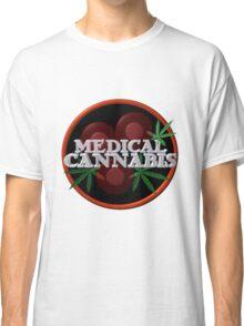Medical Cannabis heals  Classic T-Shirt