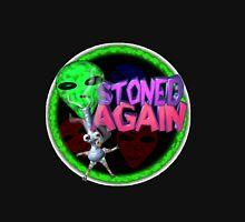 Alien w/ bong from valxart.com  Long Sleeve T-Shirt