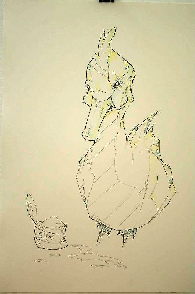 duck by Andrew Kilgower