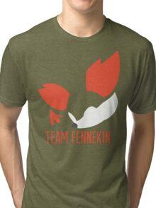 Team Fennekin Tri-blend T-Shirt