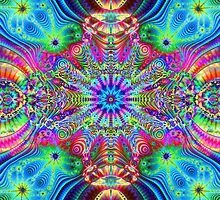 Cosmic Creatrip - Psychedelic trippy visuals by Leah McNeir