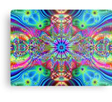 Cosmic Creatrip - Psychedelic trippy visuals Metal Print