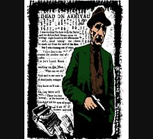 William S Burroughs Dead On Arrival Unisex T-Shirt
