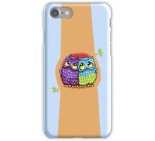 Summer Home Owls iPhone Case/Skin