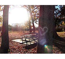 Love Park Photographic Print