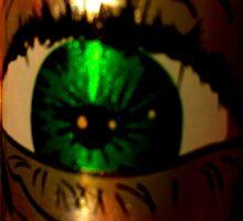 Eye by JoeCooney