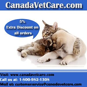 Discount on Dog and Cat Supplies Online by canadavetcare