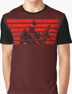 Snake Eyes Symbol Graphic T-Shirt