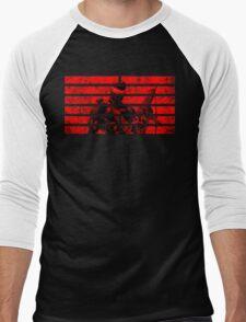 Snake Eyes Symbol Men's Baseball ¾ T-Shirt