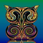 Tut51#7: Foxy Owl (G1043) by barrowda