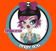 Princess Derby Doll Kids Clothes