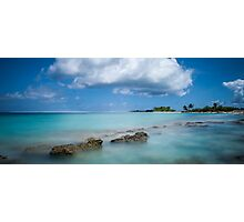 Dreamy Days in Paradise Photographic Print