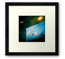 Melbourne drive by 09 Framed Print