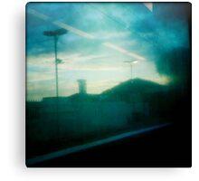 Melbourne drive by 10 Canvas Print