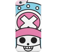 chopper flag iPhone Case/Skin