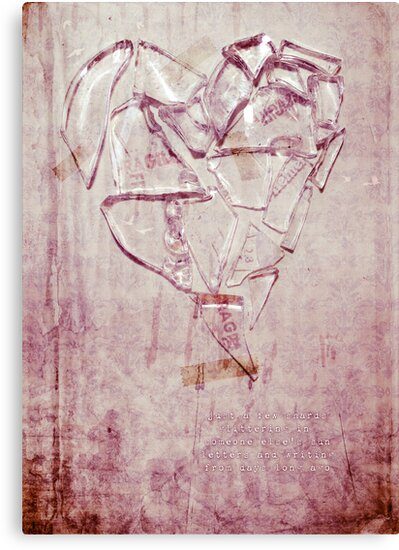 this broken heart of mine by Sybille Sterk