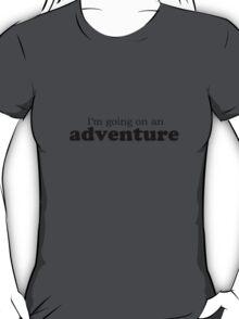 The Hobbit best quotes #1 T-Shirt