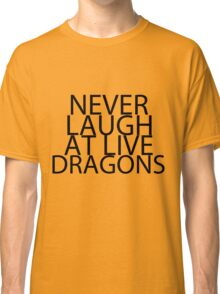 The Hobbit best quotes #2 Classic T-Shirt