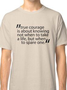 The Hobbit best quotes #6 Classic T-Shirt
