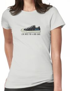 G4G - Shoe Womens Fitted T-Shirt