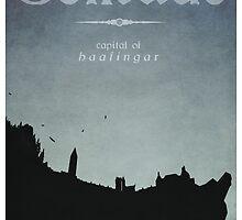 Solitude by SkyforgeWares