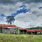 Uki Farmhouse by onemistymoo