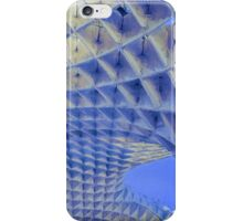 Metropol Parasol Duvet Cover Painterly iPhone Case/Skin