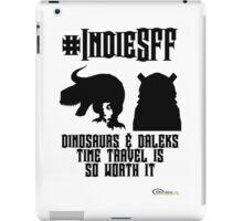 IndieSFF Dinosaurs and Daleks iPad Case/Skin