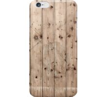 Vintage wooden wall texture  iPhone Cases iPhone Case/Skin