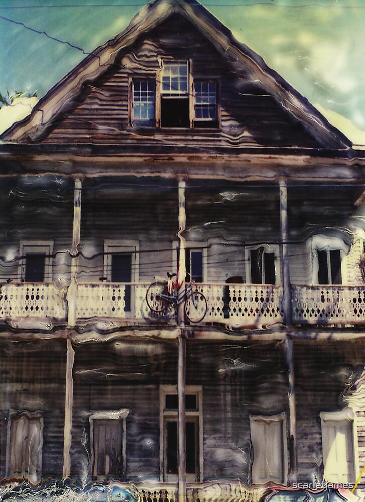 BIKE HOUSE KEY WEST FLORIDA  by scarletjames