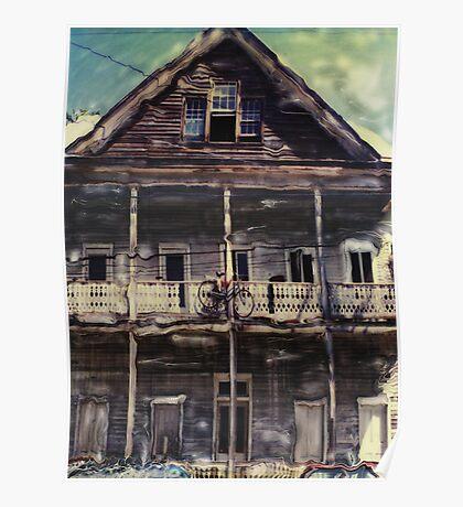 BIKE HOUSE KEY WEST FLORIDA  Poster