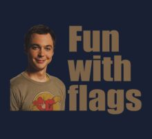 Fun with Sheldon Cooper by venitakidwai1