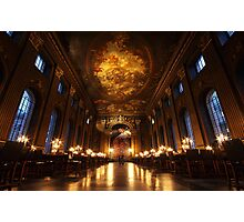 Painted Hall, Old Royal Naval College, Greenwich Photographic Print