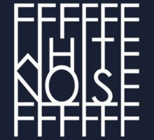 White Noise - T Shirt Kids Clothes