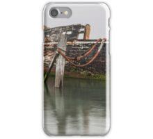 Ship Wreck - The Bluff iPhone Case/Skin