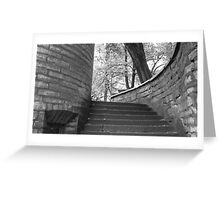 Stairy to Tell Greeting Card