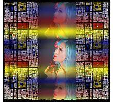 the queen of boogie woogie Photographic Print