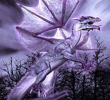 Dragon Moon by magicalartz