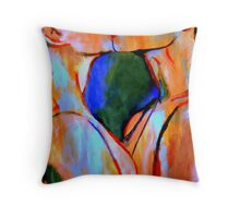 """""""Lovers"""" Throw Pillow"""